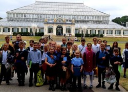 Joint primary visit to Kew Gardens