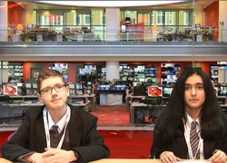 Sale Grammar School BBC School Report