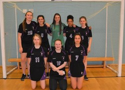 Year 9 Girls: 5th Place at National Handball Finals
