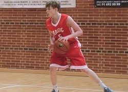 SGS Student Selected for Welsh U16 Men's Basketball