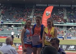 SGS Student: English School's Junior Pole Vault Champion