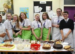 Cake Sale for Macmillan