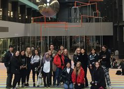 Sixth Form Students Visit London Galleries