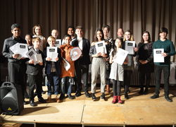 Sale Grammar School Young Musician Competition 2017