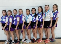 Year 7 Netball Sucsess