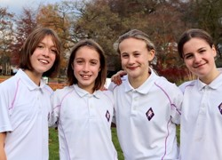 Year 8 Cross Country Champions