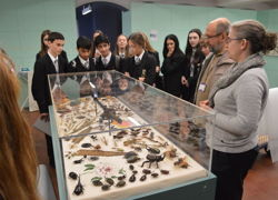 Year 10 Manchester Museum Trip