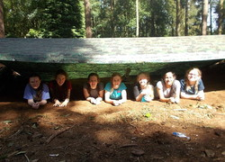 Year 9 camp blog