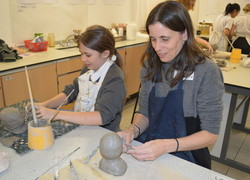 Family Learning (Clay Workshop)
