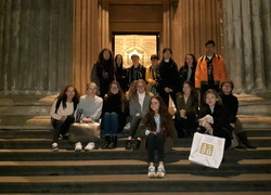Sixth Form Art Trip to London