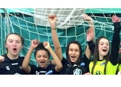 SGS Students become Handball National County Champions