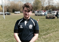YEAR 11 SGS STUDENT SELECTED FOR SCOTLAND EXILES U16 RUGBY UNION SQUAD