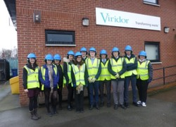 Year 13 Recycling Centre visit