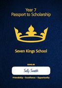 Ks3 passport