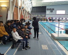 Loughborough university trip 1