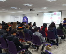 Loughborough university trip 2