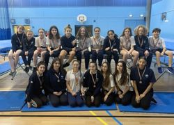 Borough Trampolining Competition
