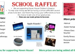 Haven House Raffle
