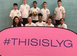 London Youth Games Volleyball Competition