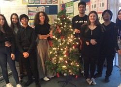 Sixth Form Christmas Concert Video