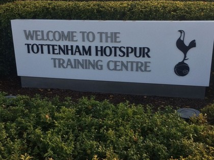 Tottenham Hotspurs Training Ground