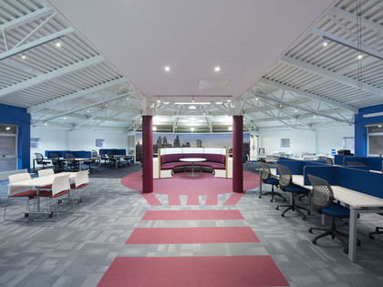 Southgate School's New 6th Form Centre