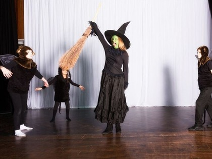 The Wizard of Oz School Production February 2016