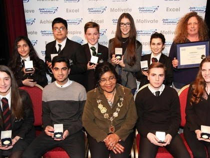 Jack Petchey Awards Evening