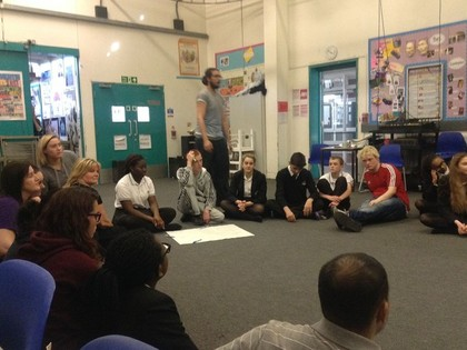Chickenshed Theatre Workshop