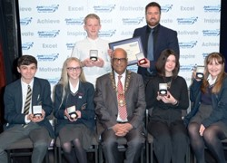Jack Petchey Awards for Oaks Park High Achievers