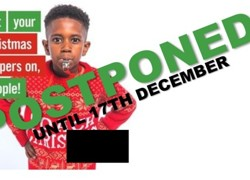 Postponed - Christmas Lunch & Jumper Day 2020,