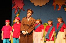 Seussical army