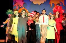 Seussical cast