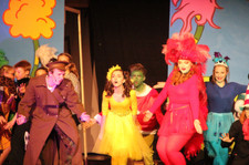 Seussical dance