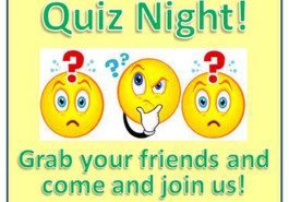 Friends of St Bede's Quiz night - Saturday 9 March