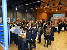 20170308 careers fair photo