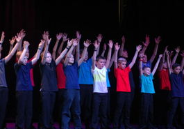 'Man Up' at Dorking Halls