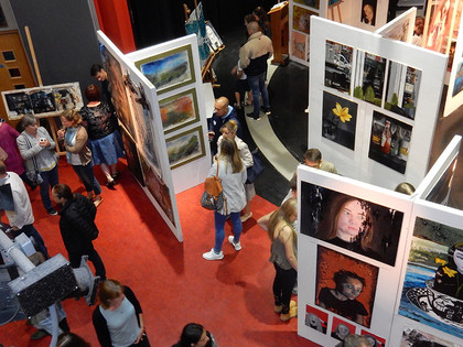 Art, Photography and Textiles Exhibition 2017