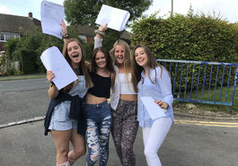 GCSE success at St Bede's