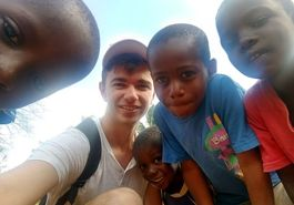 St Bede's 6th form trip to Mtwara, Tanzania