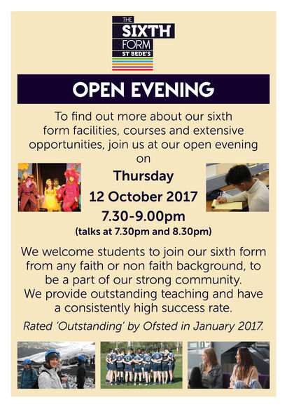 Open evening ad website 2