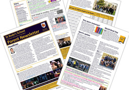 Latest parent newsletter (issue 10) now available to view