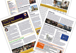Latest parent newsletter (issue 11) now available