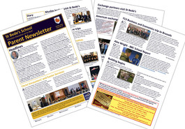 Latest parent newsletter (issue 13) now available - please read