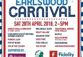 Earlswood Carnival - Saturday 28 April