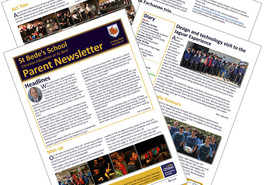 Parent newsletter (issue 15) available - please read