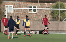 Y10 football vs raa 0489 4