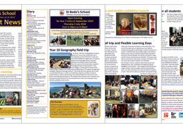Parent newsletter (issue 18) available