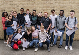GCSE results hit record levels