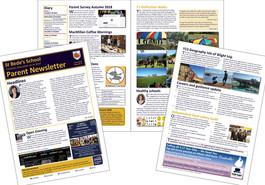 Parent newsletter - issue 03 - now available to read